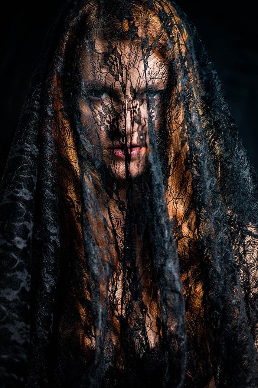 Black Widow by Rainer Körner