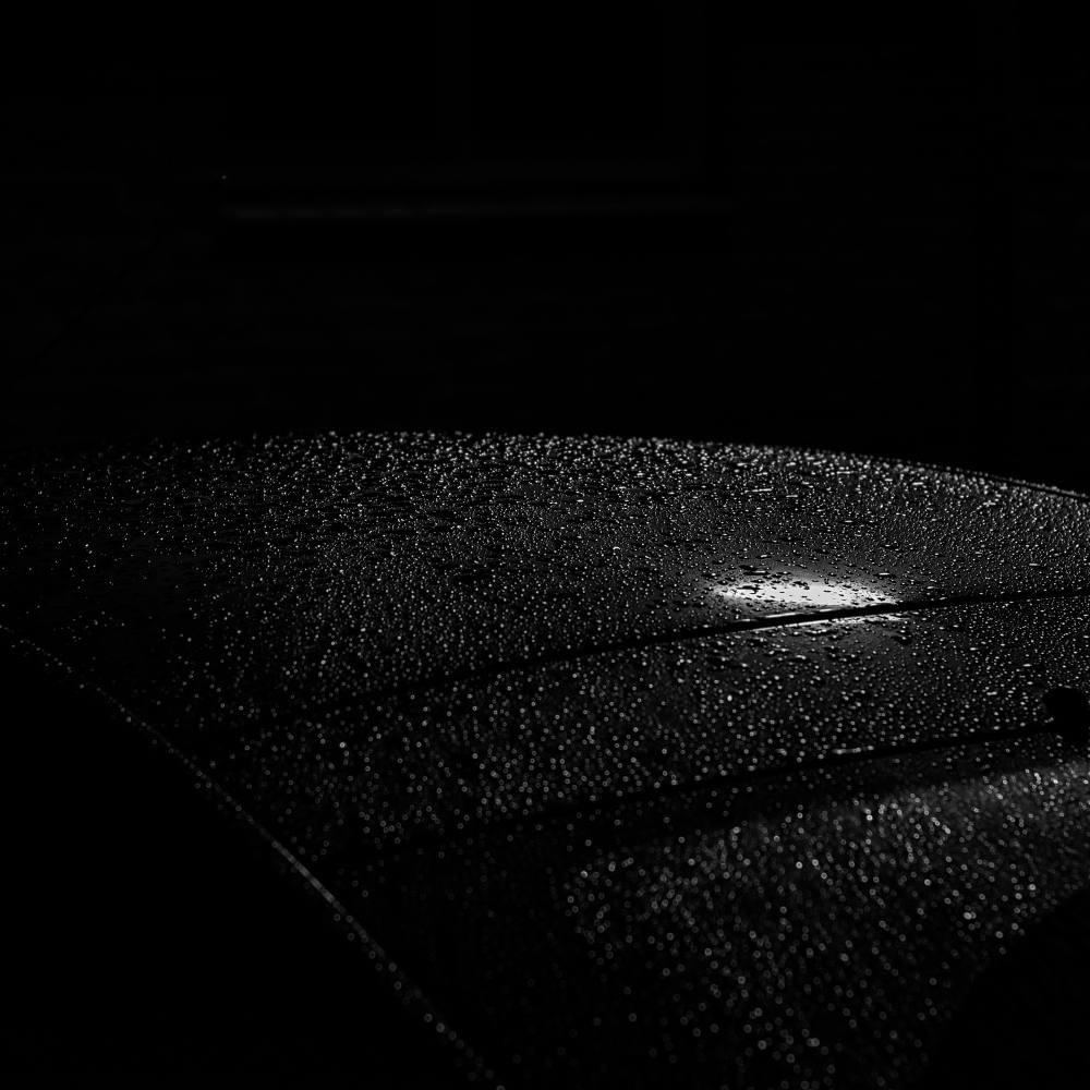 It rained by Rick Böing