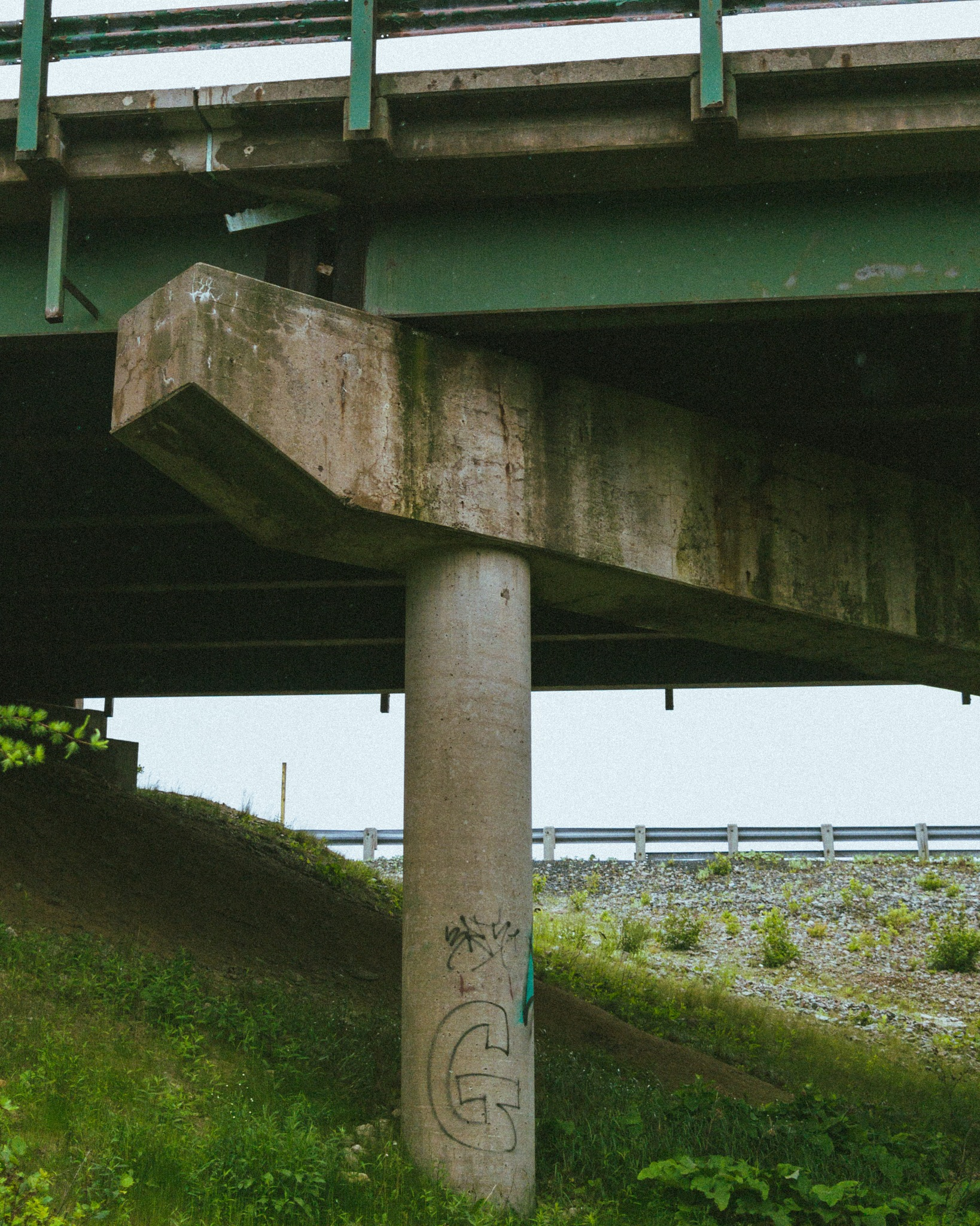 Overpass by Liam Hartery