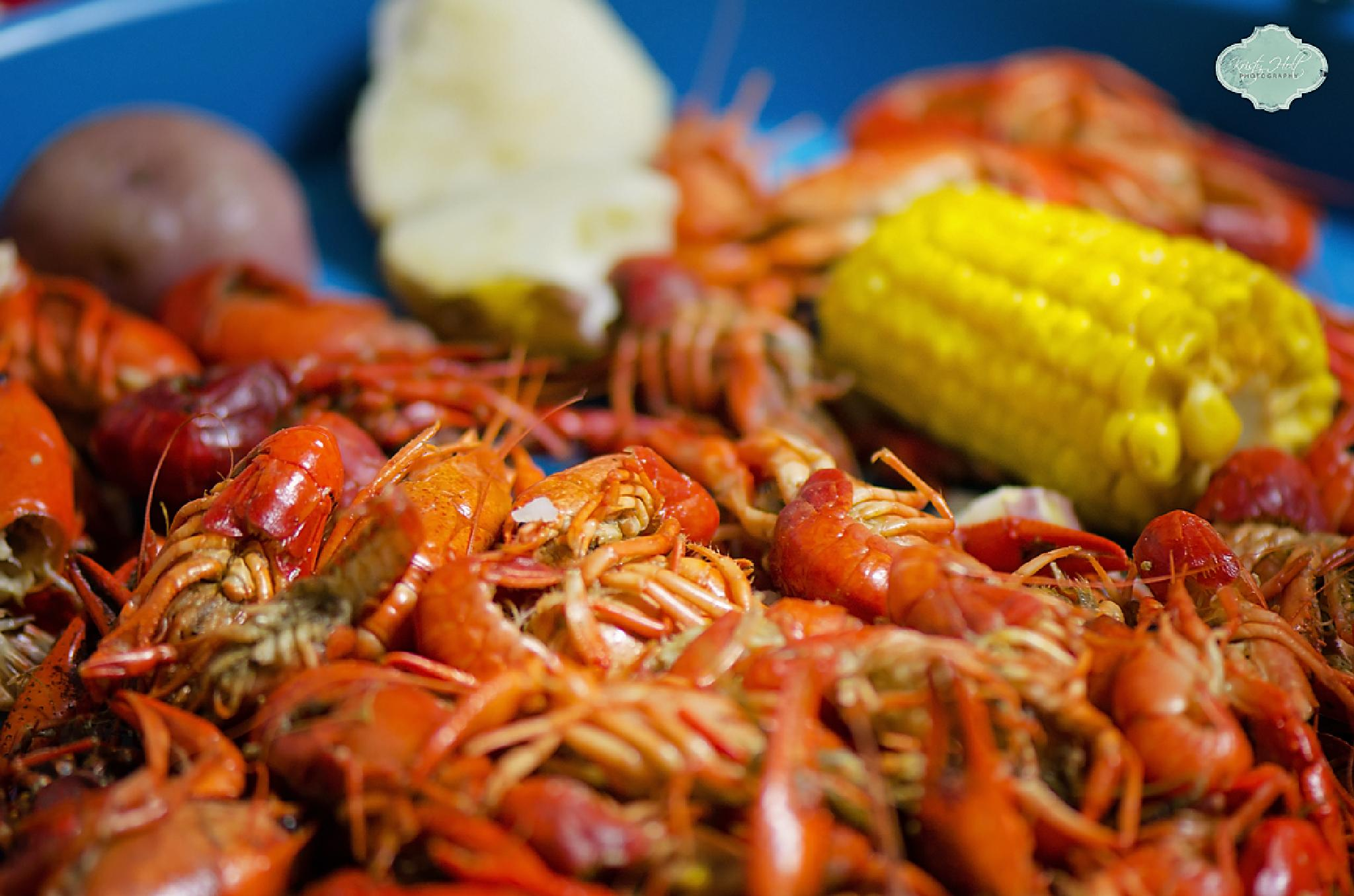 A Louisiana Supper by Kristy Holt