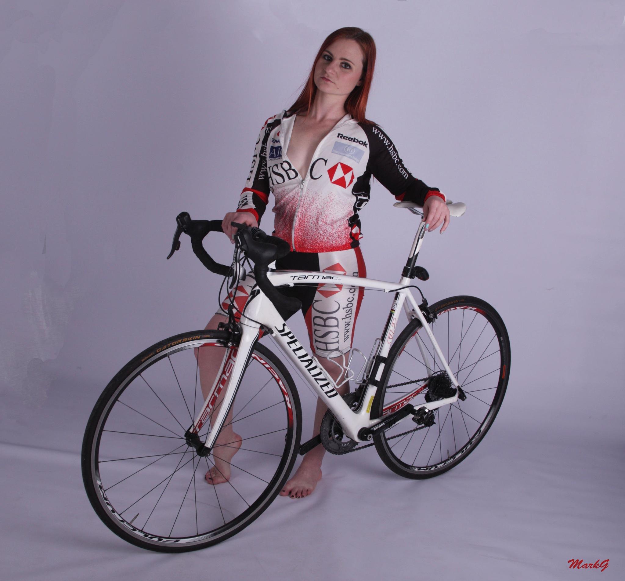 My bike by Mark Greenslade
