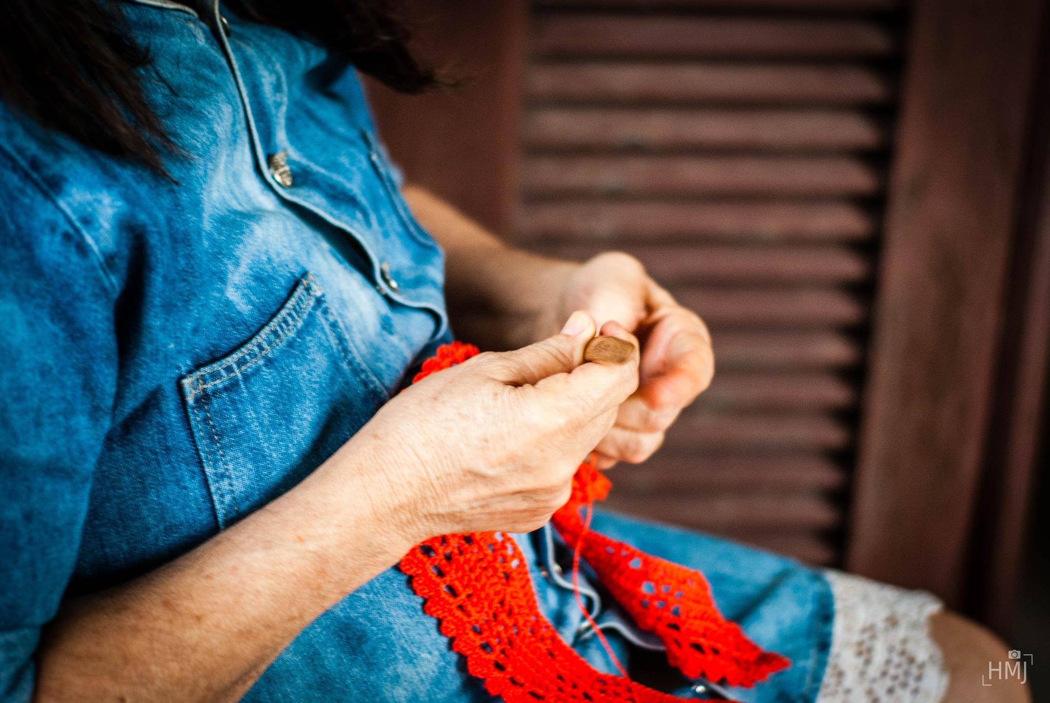 crochet by Henry Jr