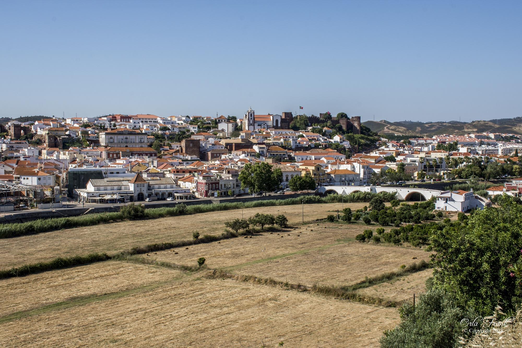 Silves, Faro, Portugal by Orla Frank