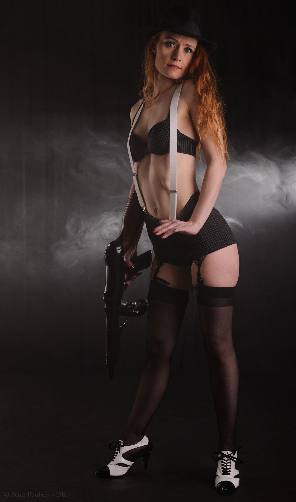 Ally Capone  by AB Tønnesen - Freelance model