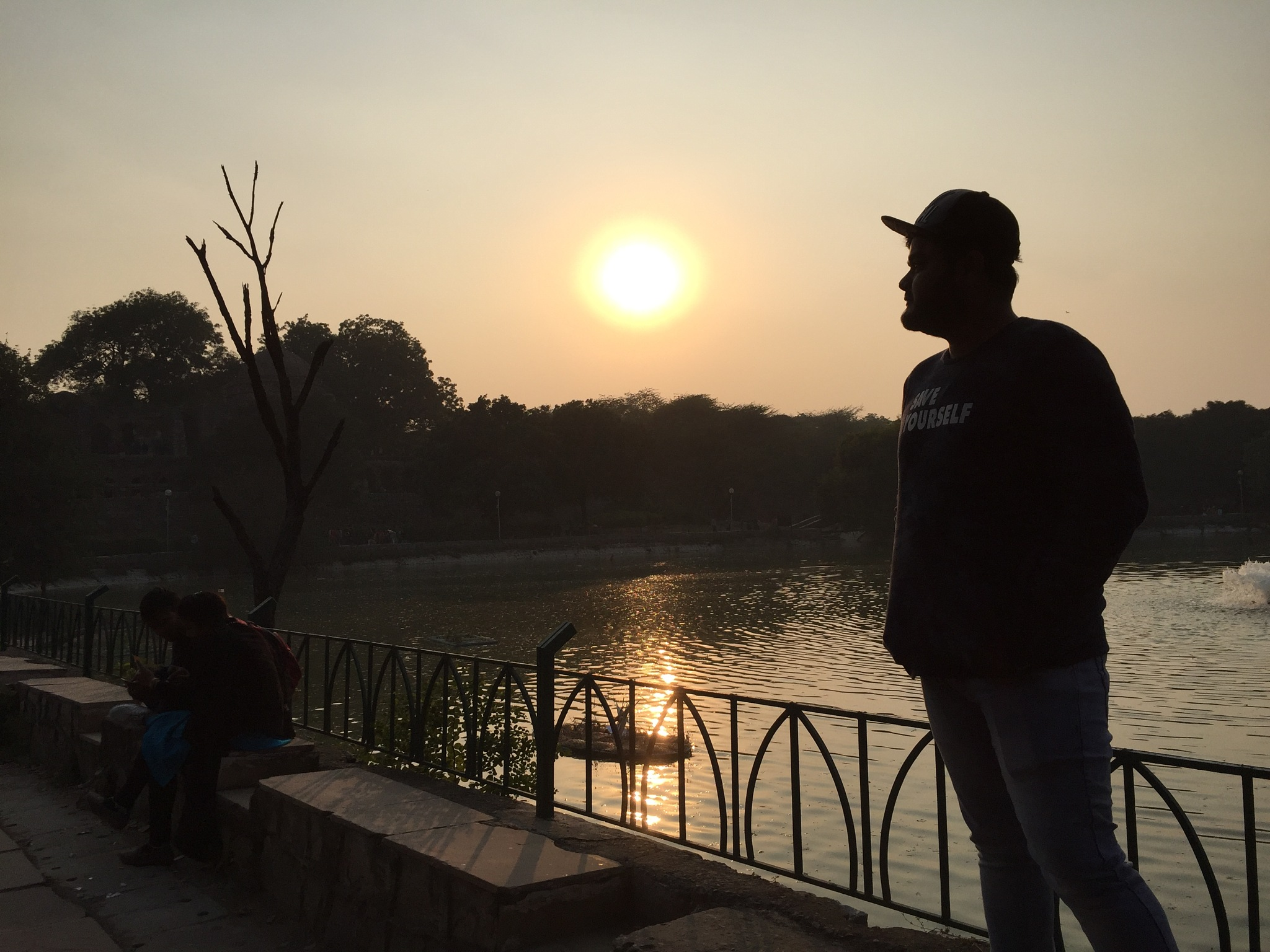 Sunset  by Aman Verma