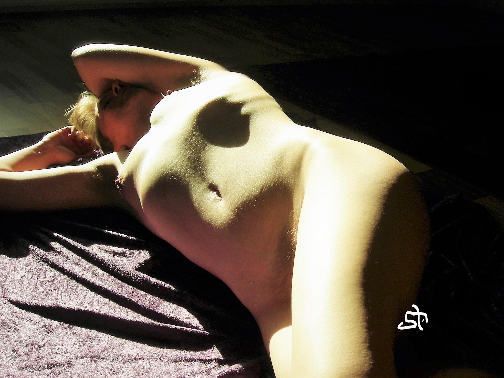 The ghost. by Joergen Hansen