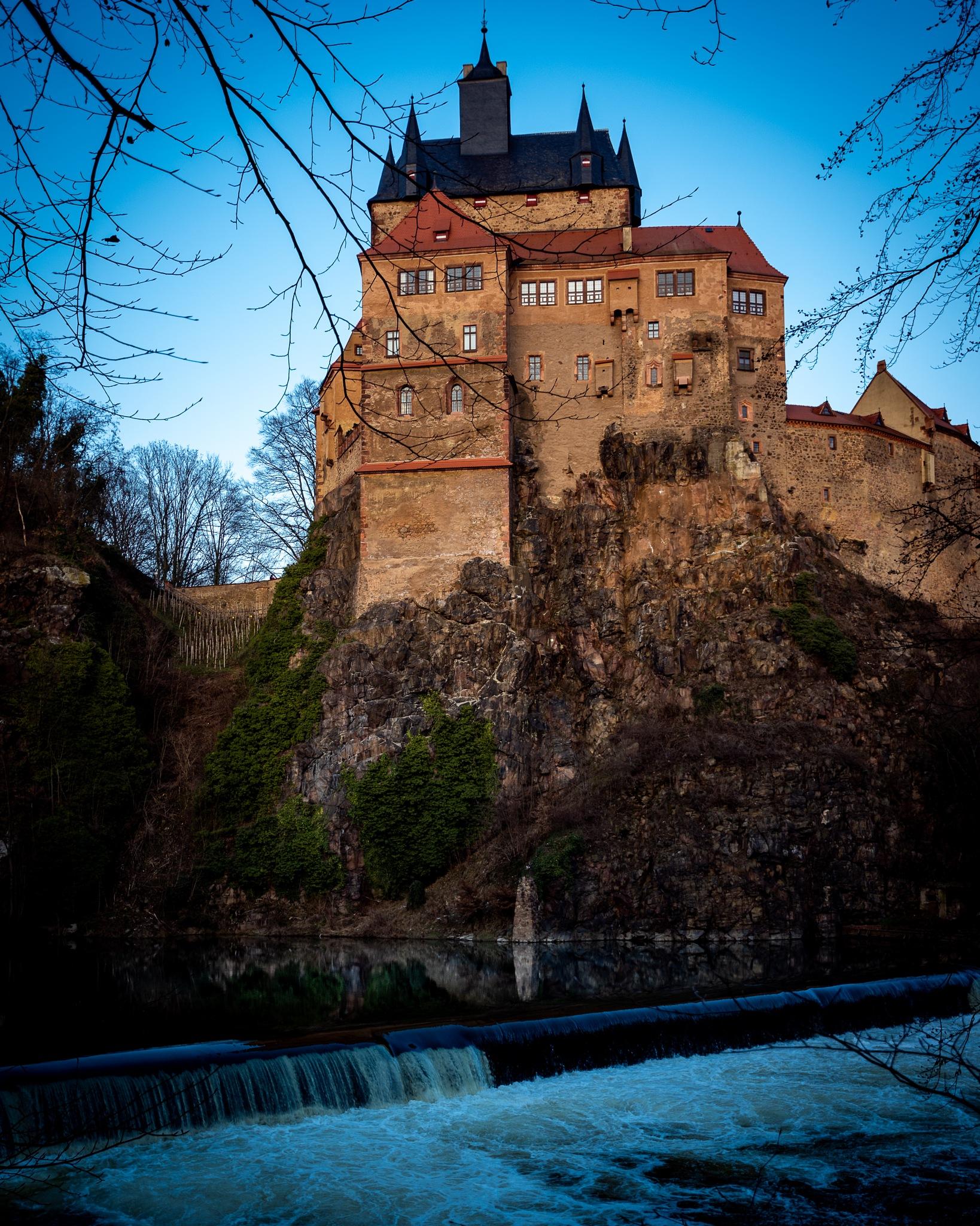 Kriebstein castle  by Andre W.