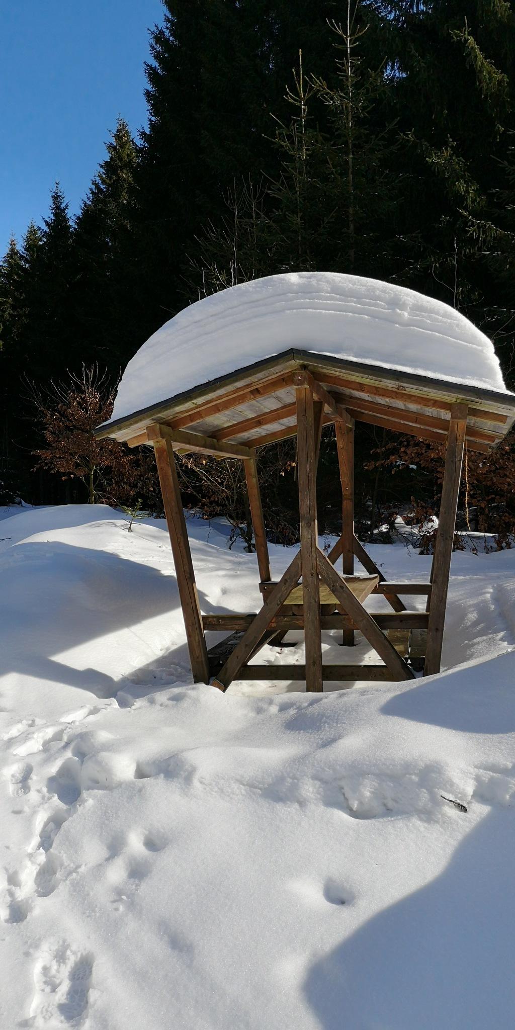 Photo in Landscape #snow #schnee