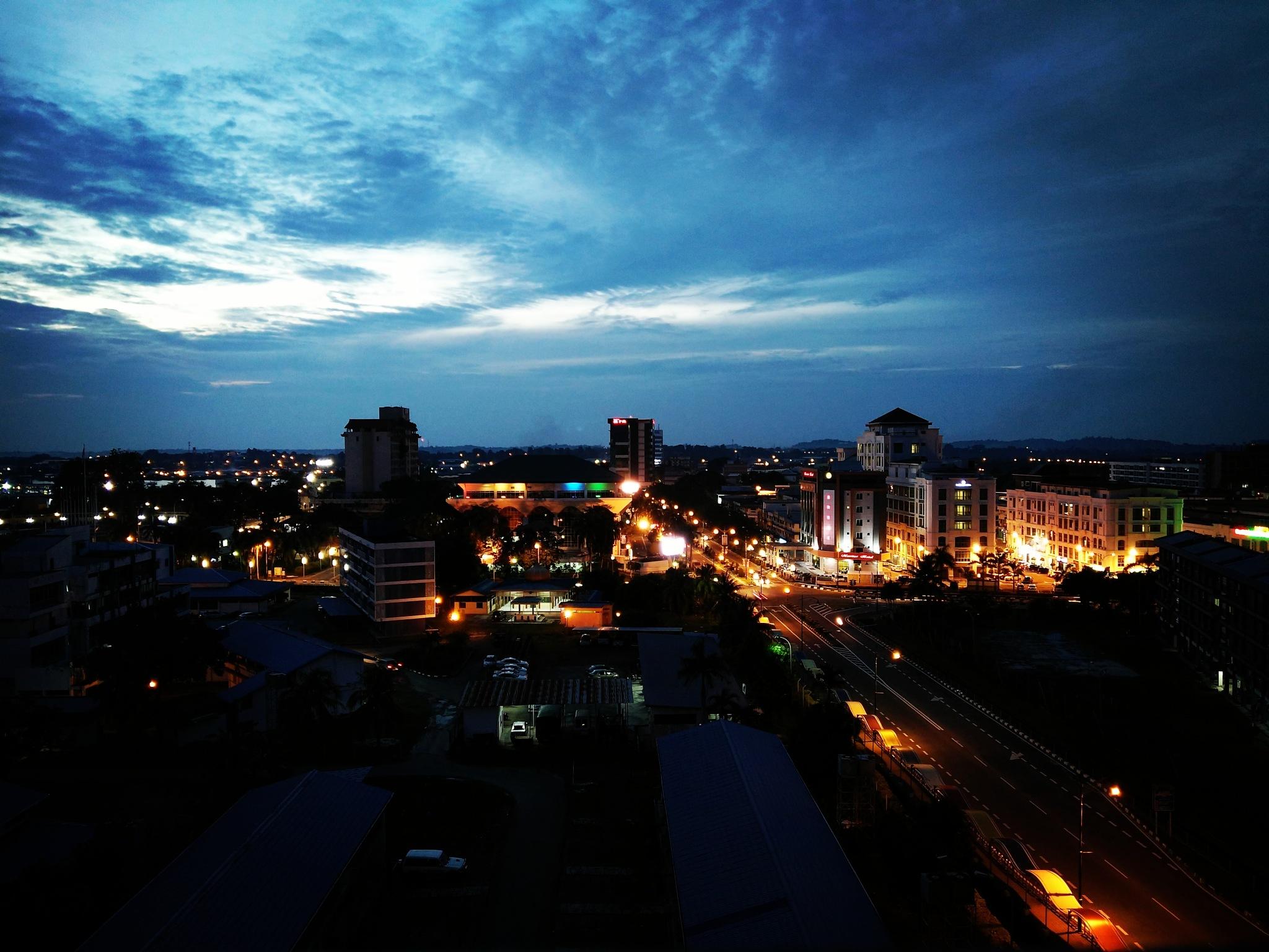 Good night Labuan by azleykassim