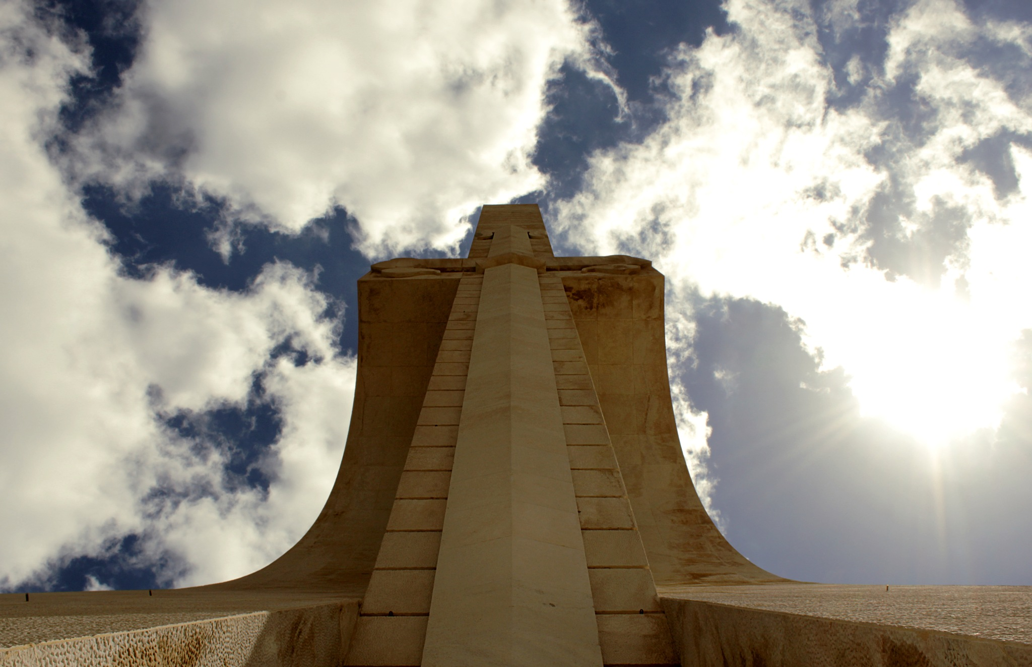 Padrão dos Descobrimentos (Monument of the Discoveries) by Cristiano Maioli