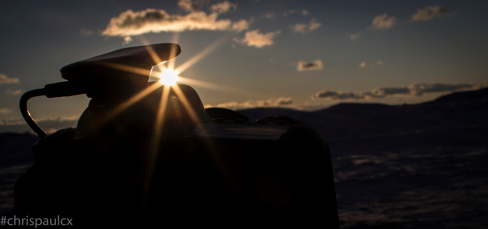 Sunset Timelapse by Chris Paul
