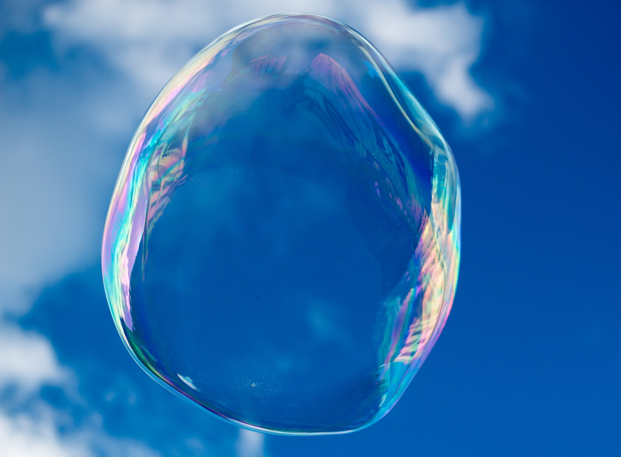 Firenze in bubble by Chang Xu