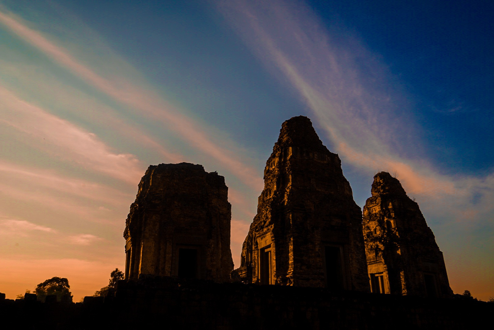 Sunsets ! by Shwetha Sashi