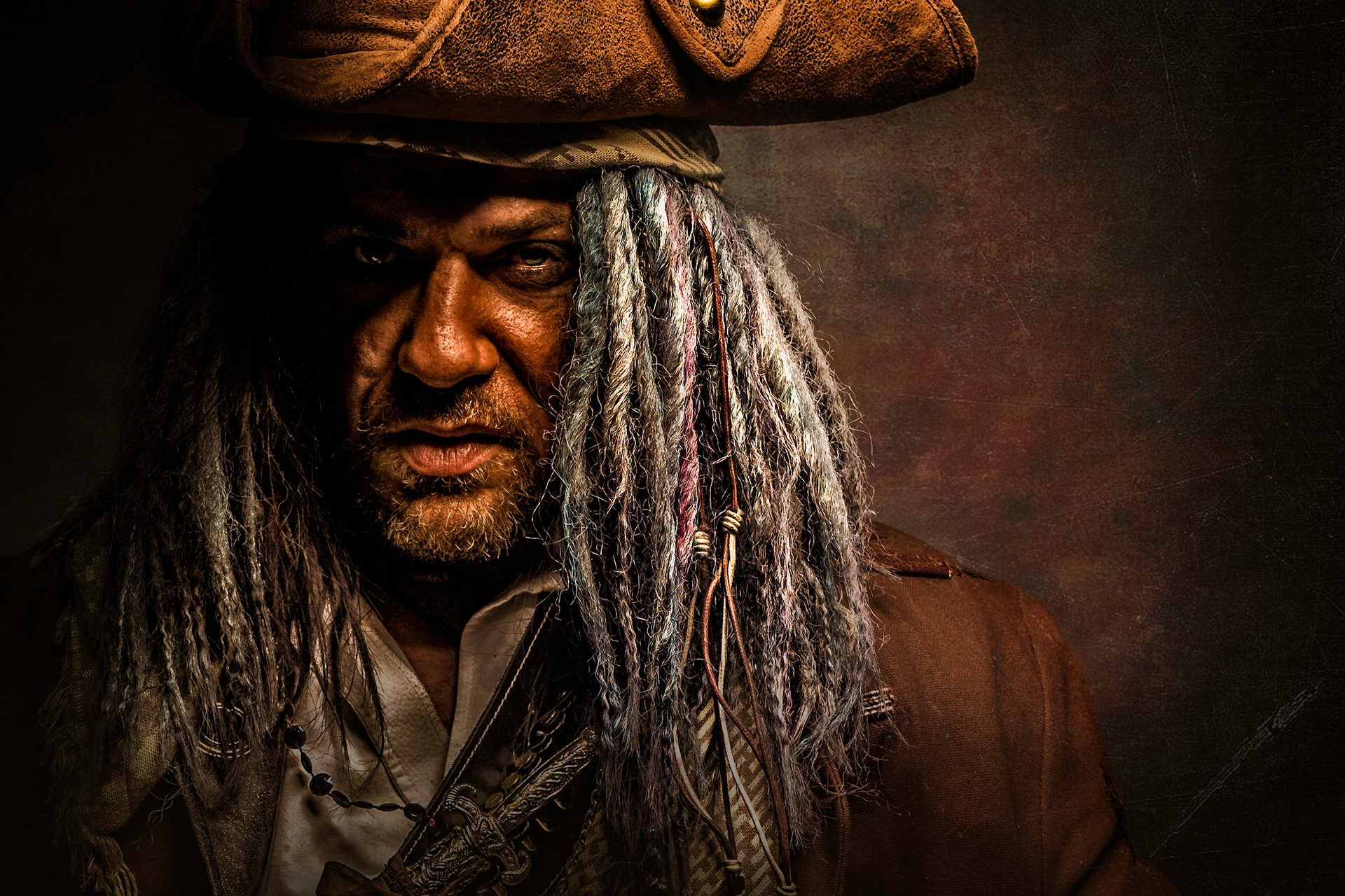 Dark Pirate by Sascha Feldt