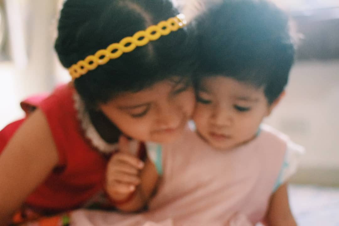 Sibling bond  by lipikajoshi24