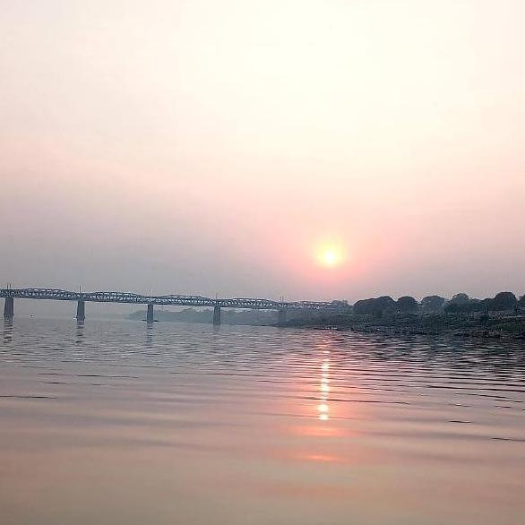 #sunset #sky #sunsets #sunrise  by Sayyed Wamik Asad