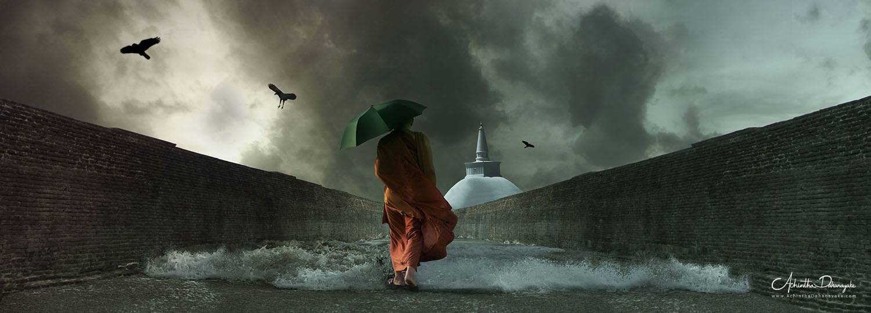 Enemy Within by Achintha Dahanayake