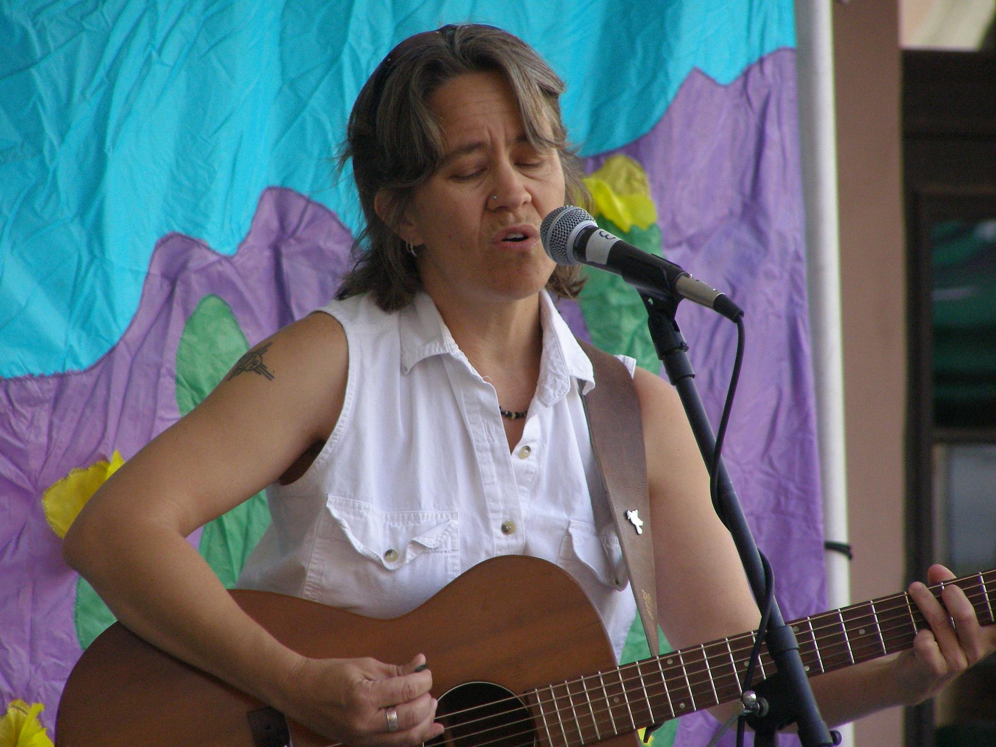Folk Singer by John Banks