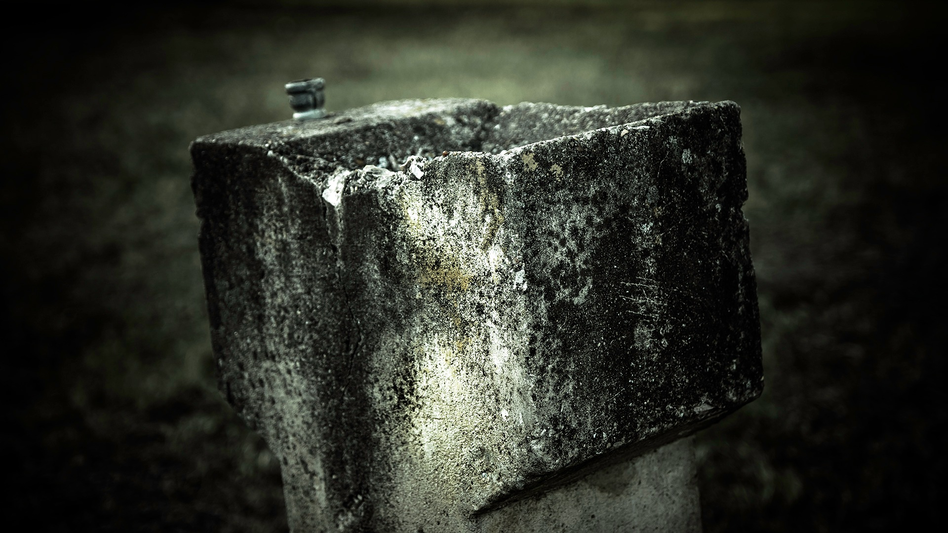 Old Broken Faucet by Lane L Gibson