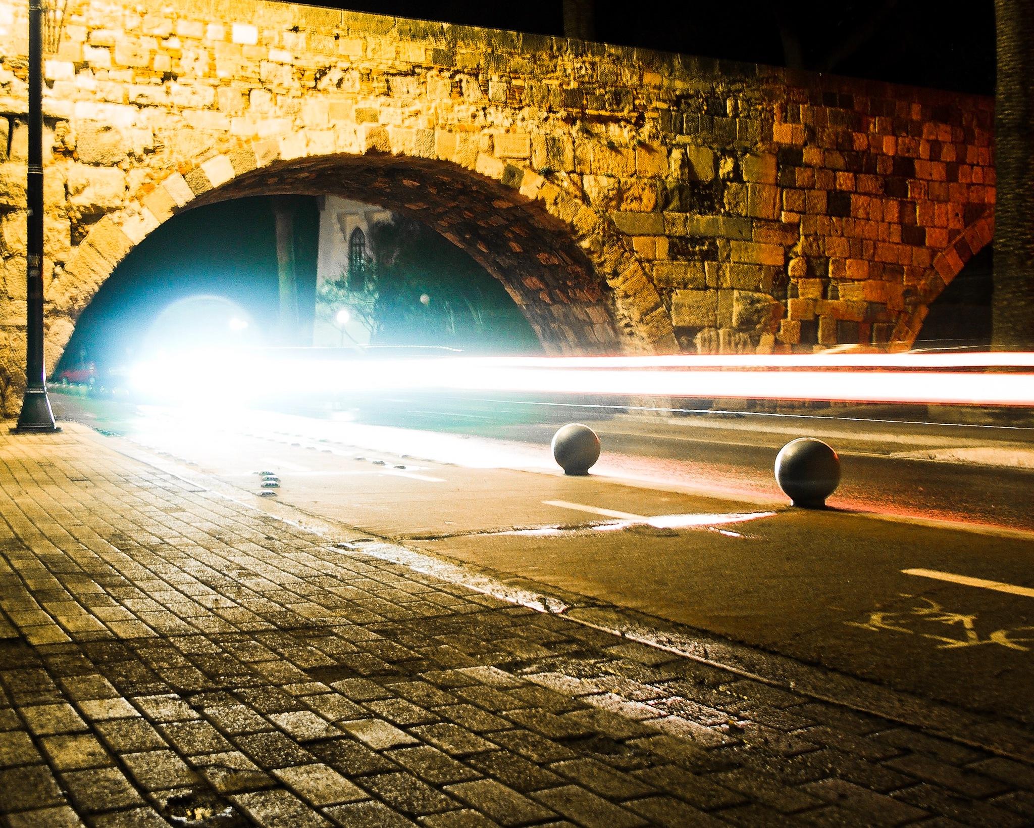 Light trails vol.2 by Patroklos Papalexis