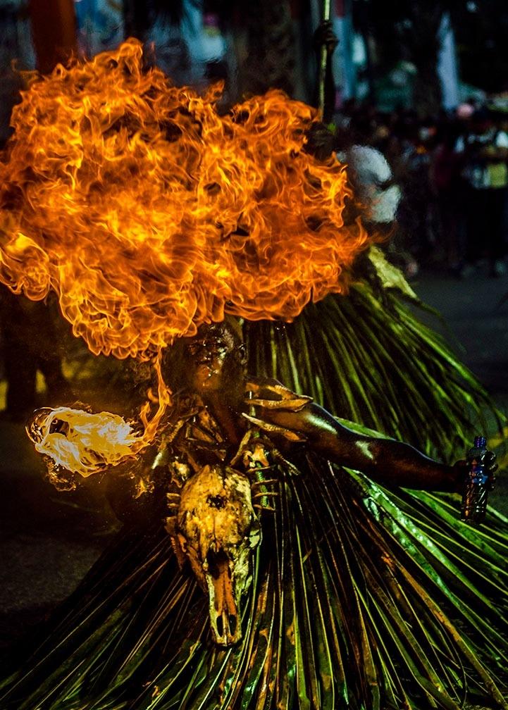 carnaval distrito nacional  by Ramses miguel acosta olivares