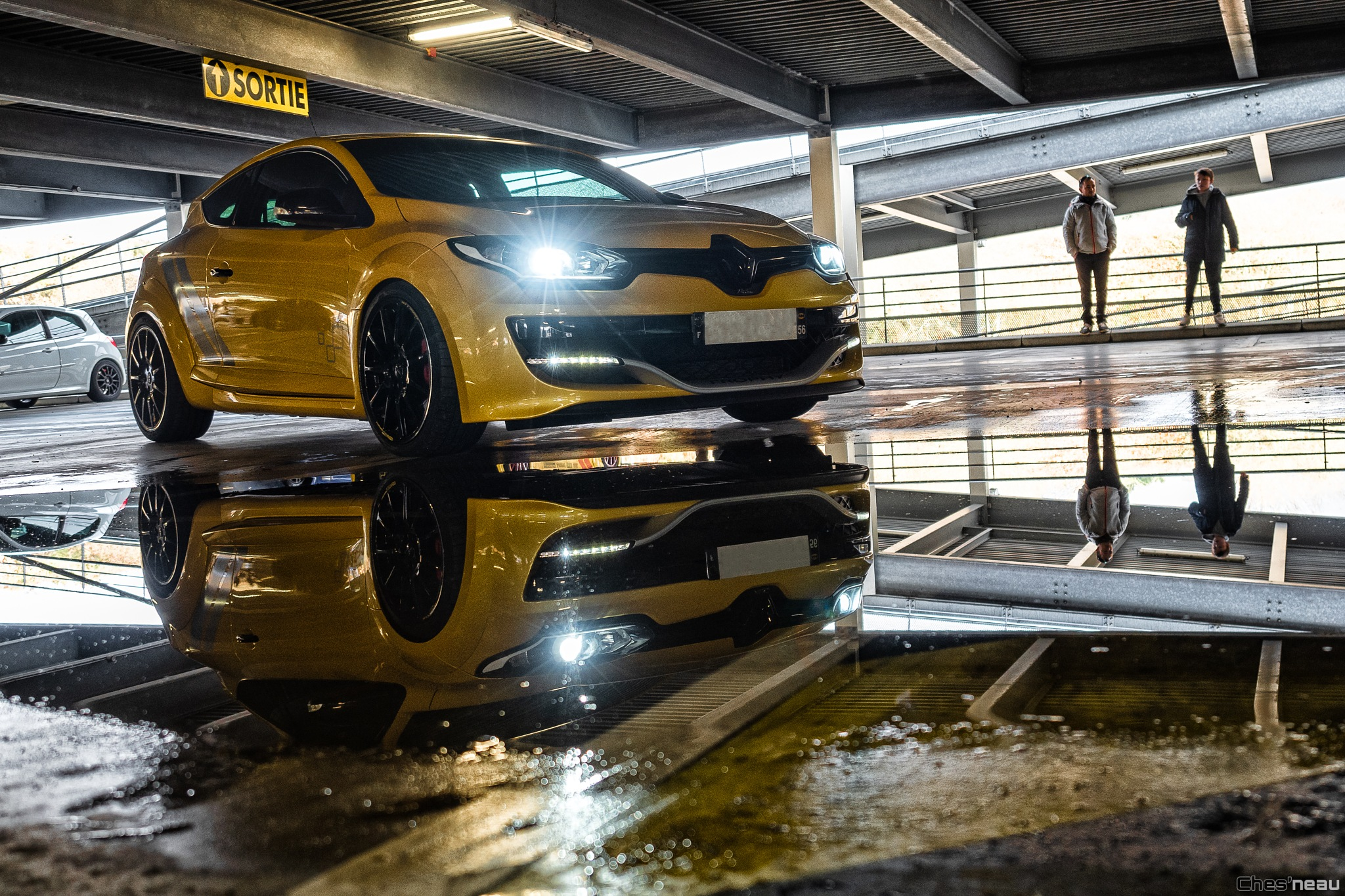 Megane RS Trophy by Chesneau Olivier
