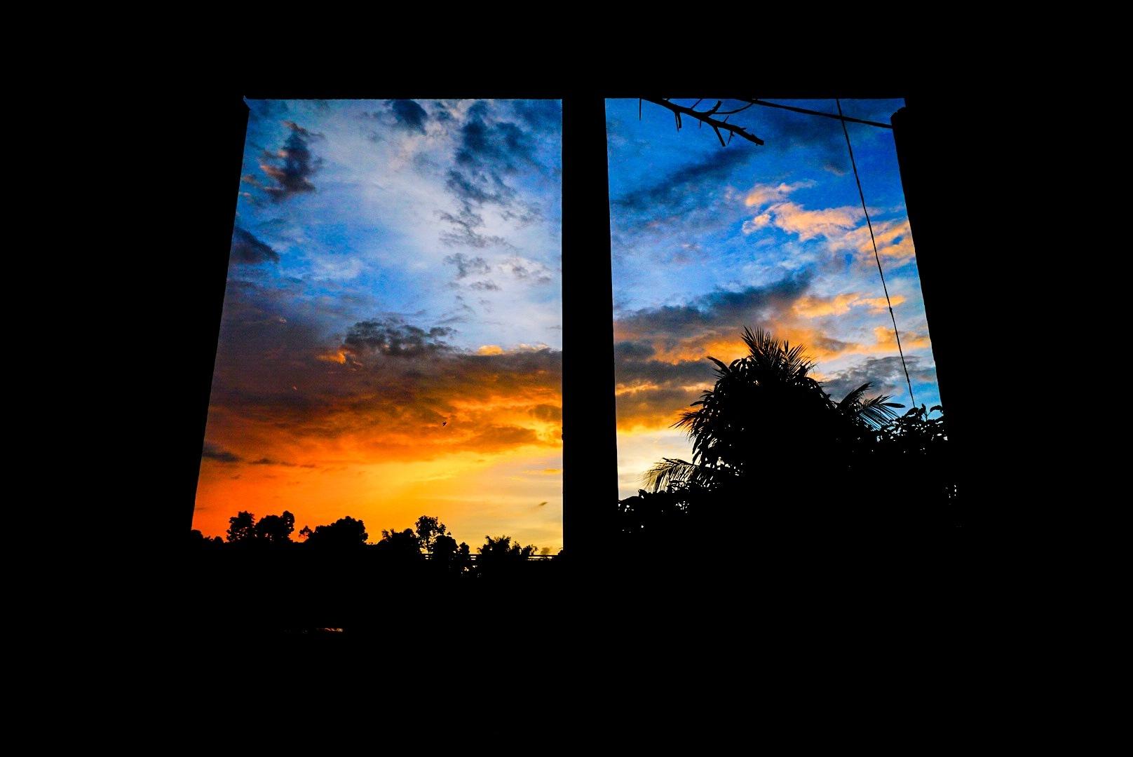 sunset by Aby MaNyu Hidayat