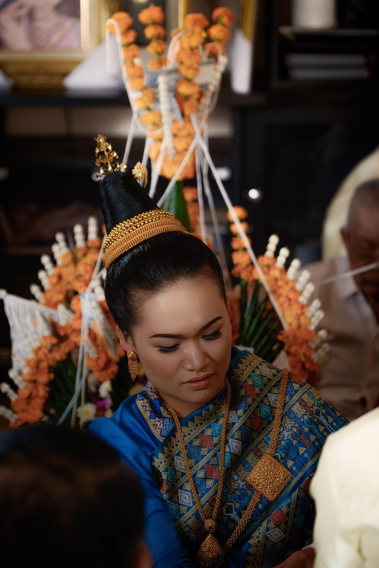 Vientiane Wedding, Day 1 by Bengt Johansen