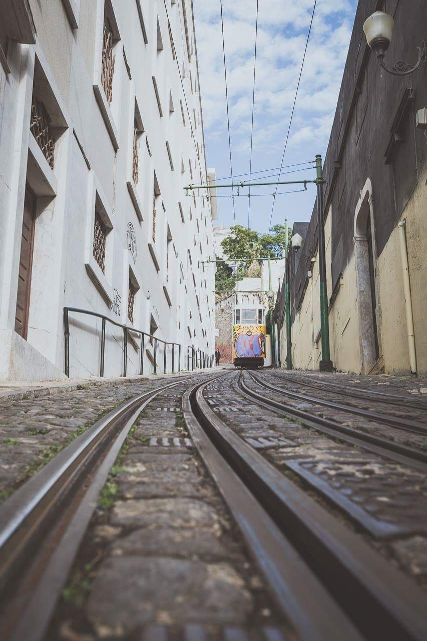 Tram  by Kai Cheung