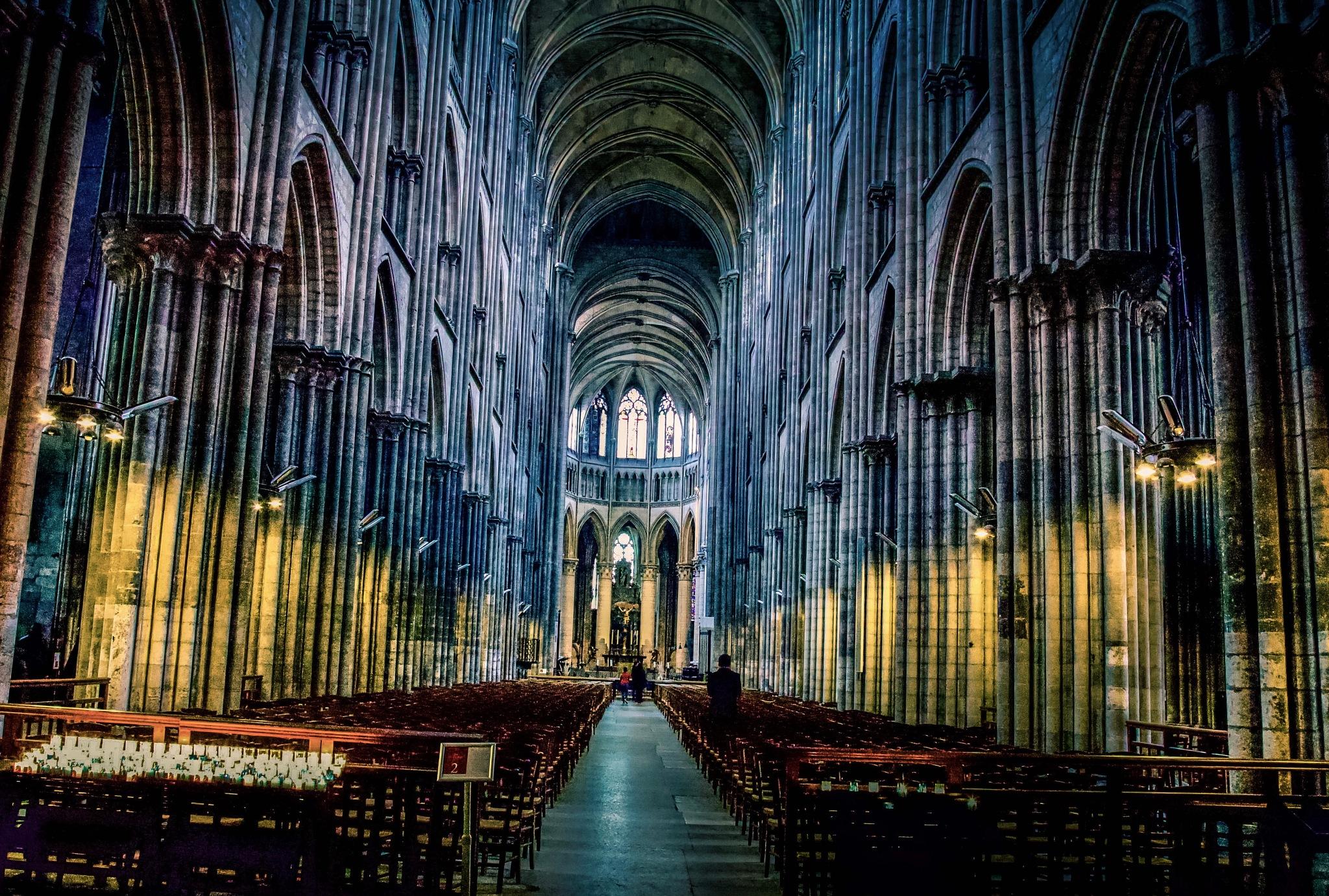 Nôtres-Dame-de-Rouen  by Eduardo Velasquez