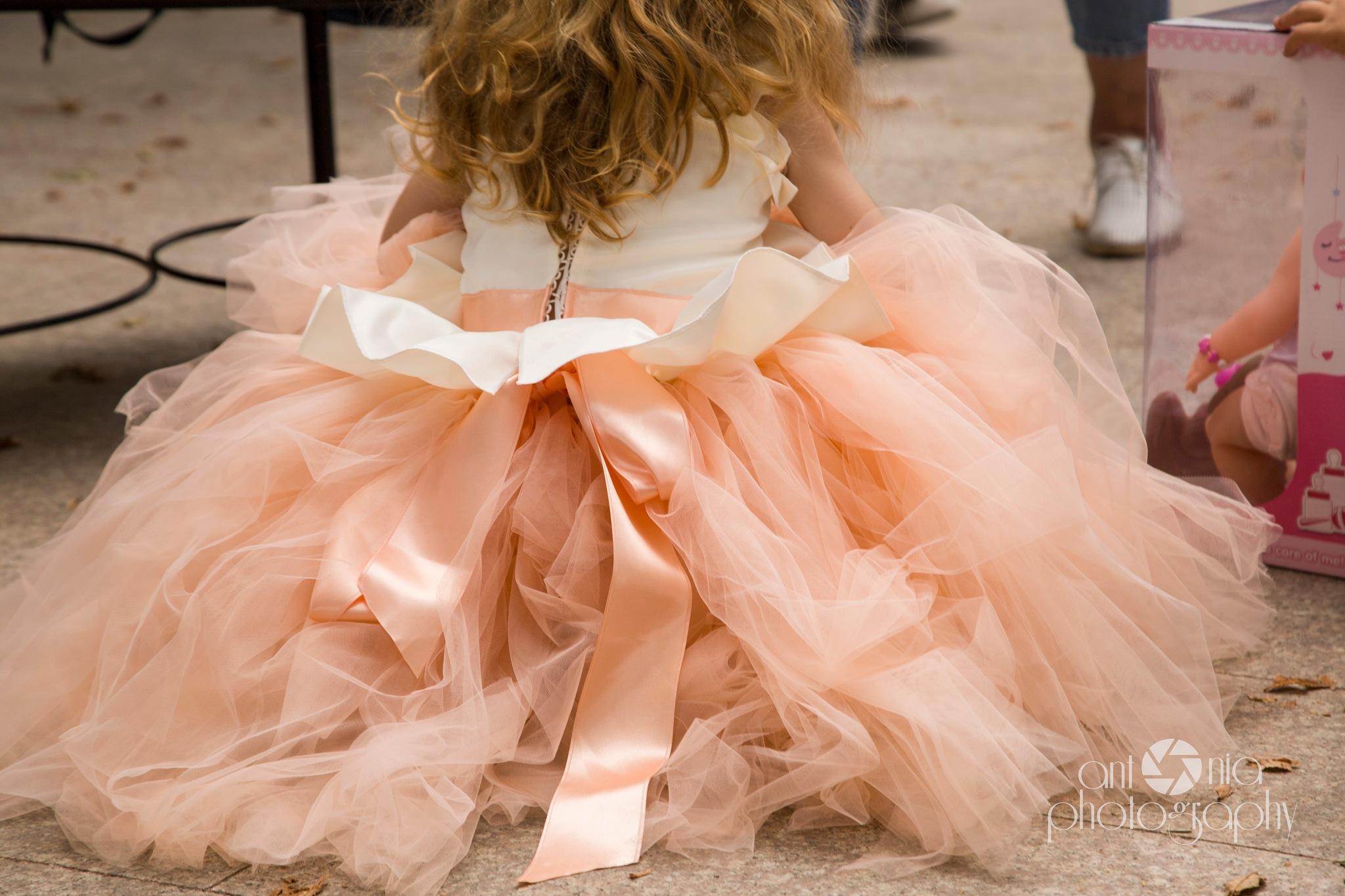 Little princess' dress by Antoniya Stancheva