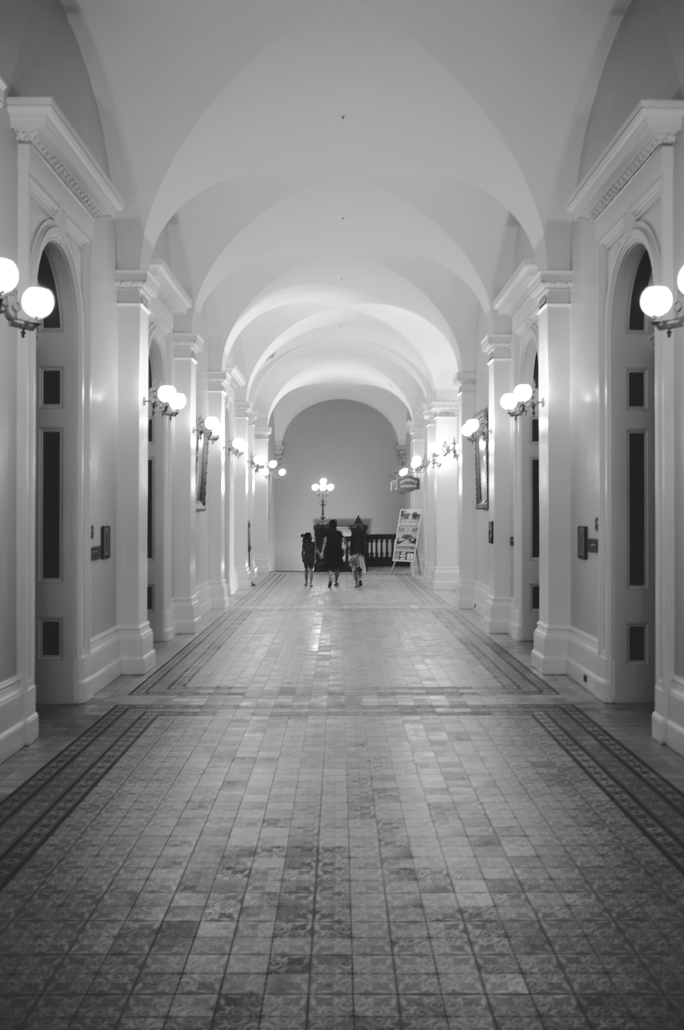 at California State Capitol by Edsel Clarin