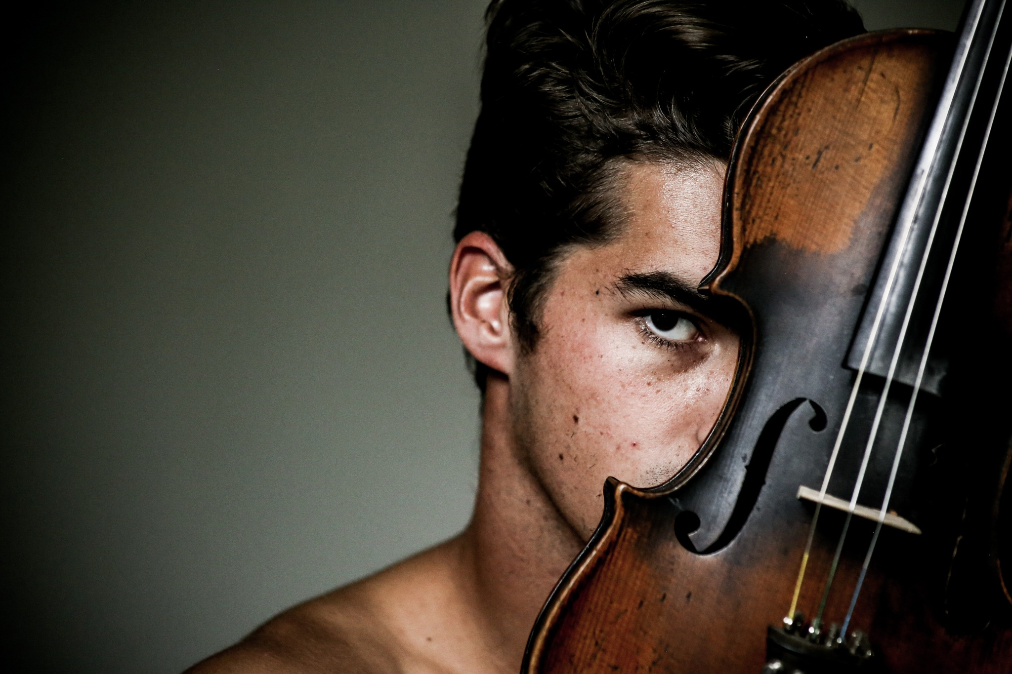 Violin Collection || no.4 by Montégo