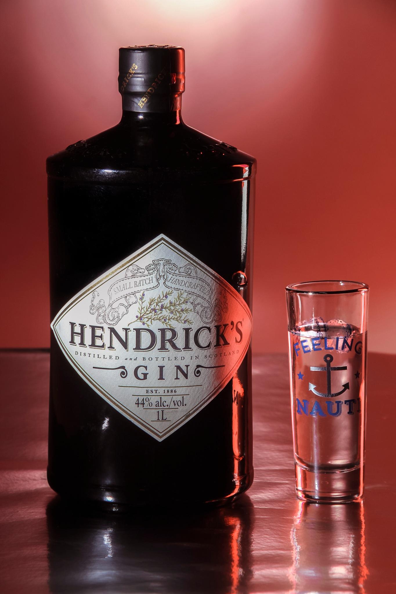 Gin Hendrick's by Megadie7