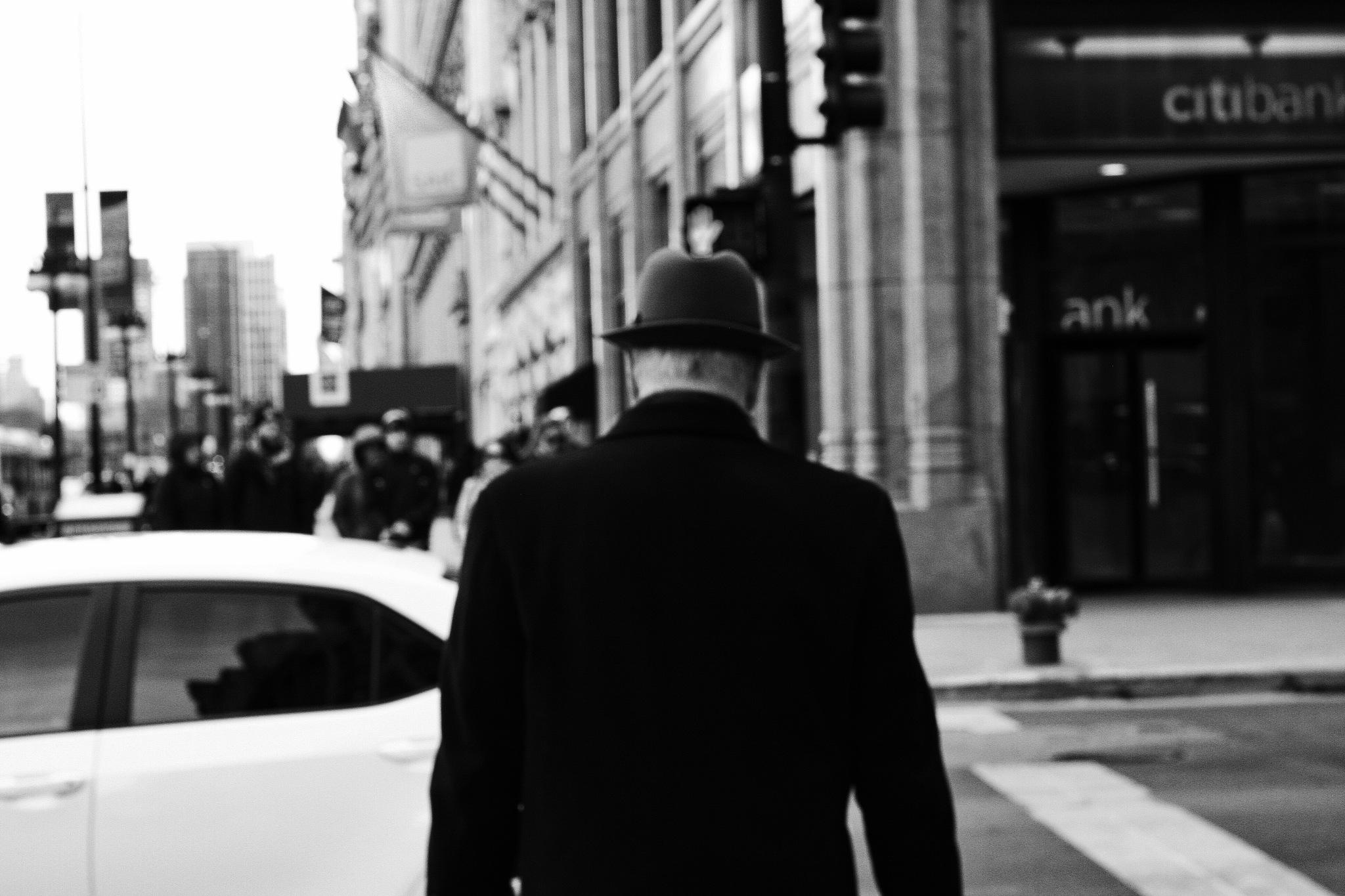 A walk down Chicago's streets by Barrett Bear Baker