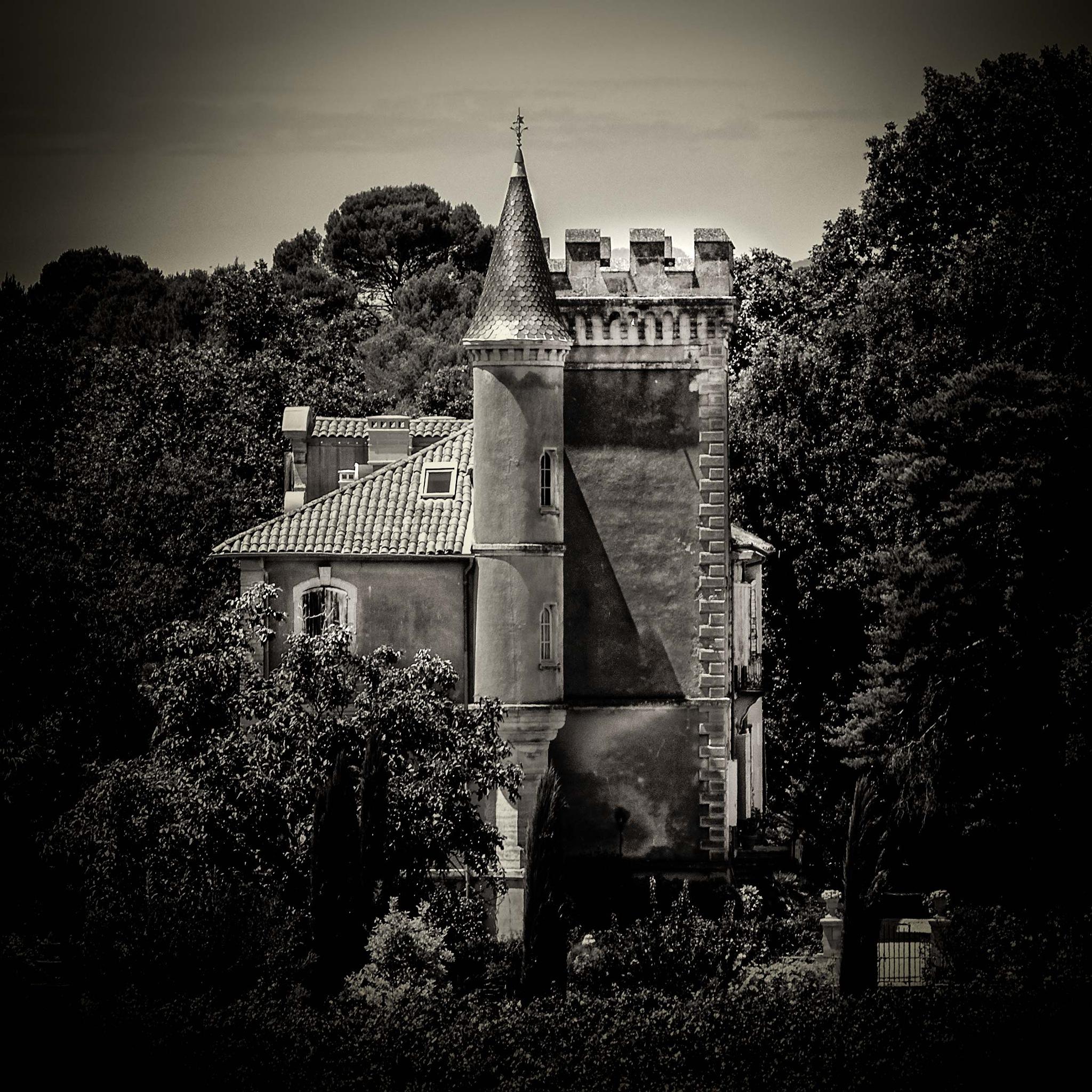 Castle by Preben Schmidt