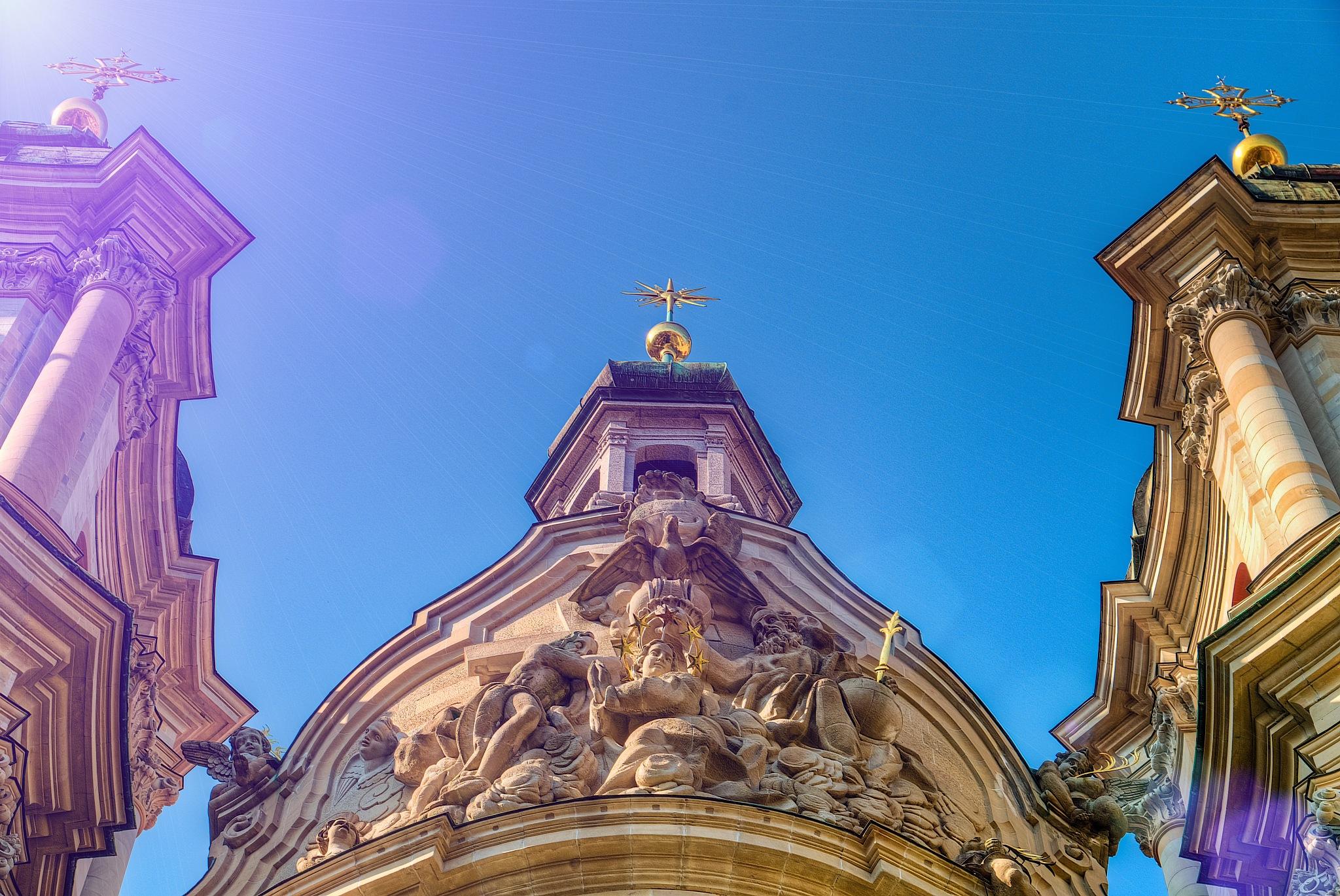 Cathedral Saint Gall, Switzerland by Raffaele Capozzi
