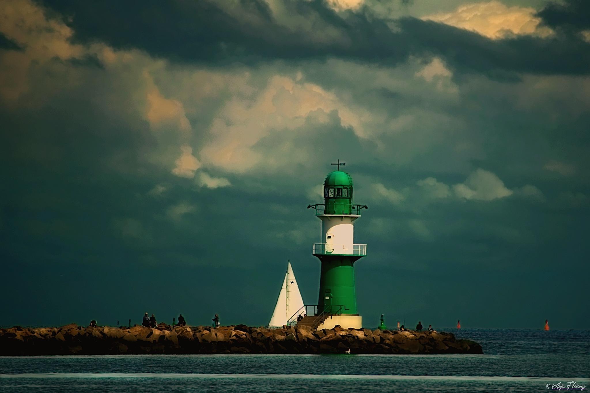 Leuchtturm 1 by Anja