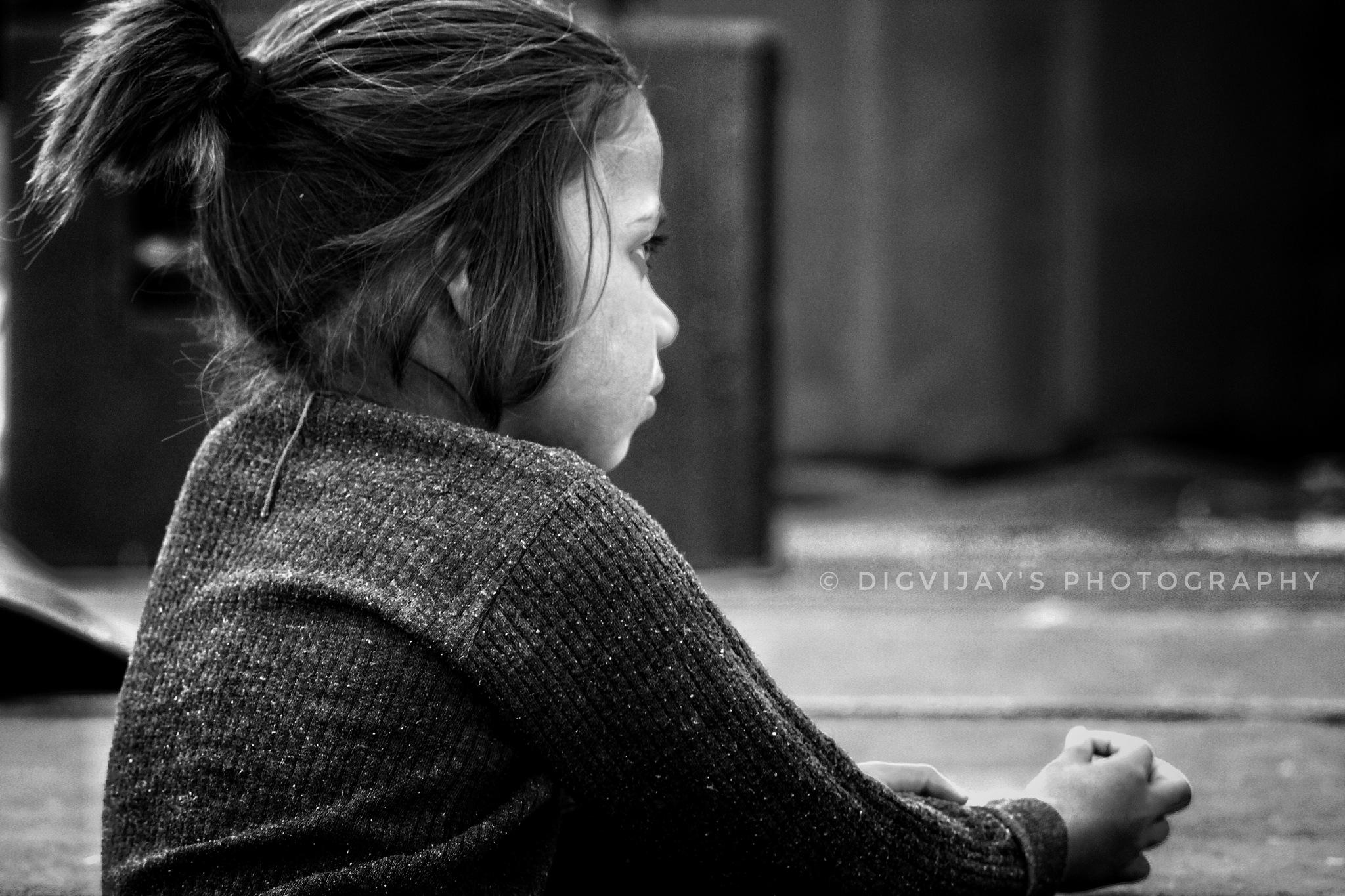 Serious Innocence by Digvijay Khatri