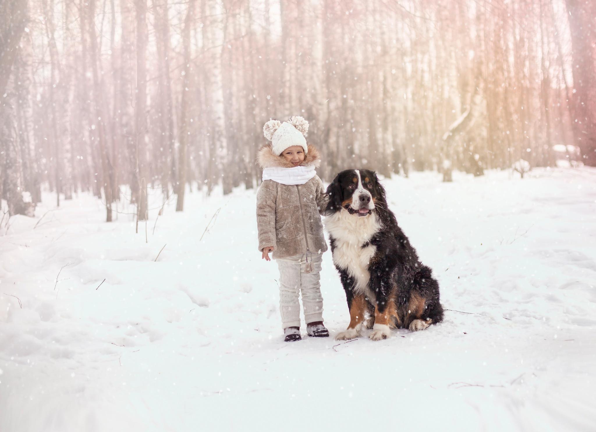 Саша и Гермес by Anna Filipanova