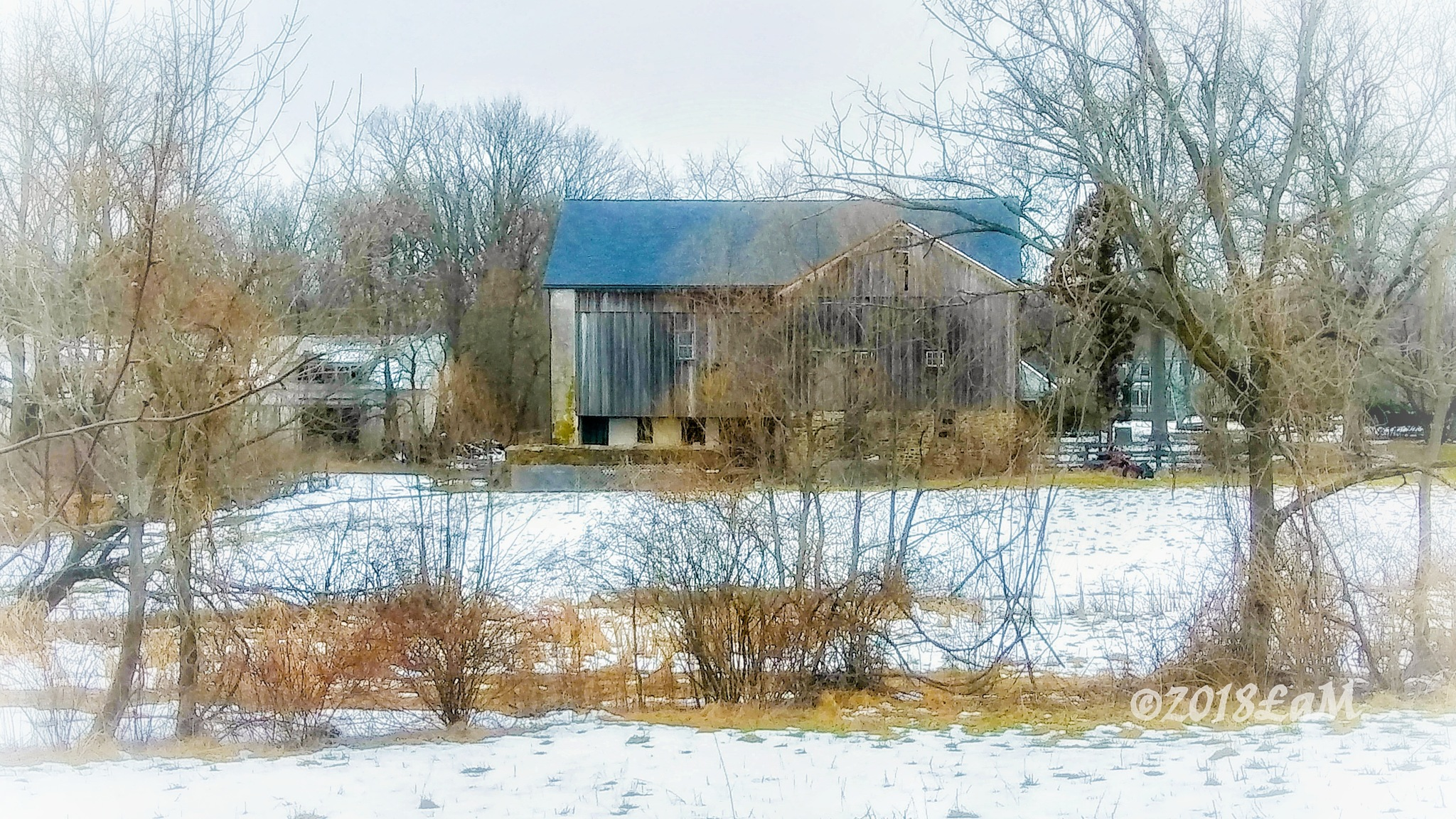 old country by Lisa A Manco