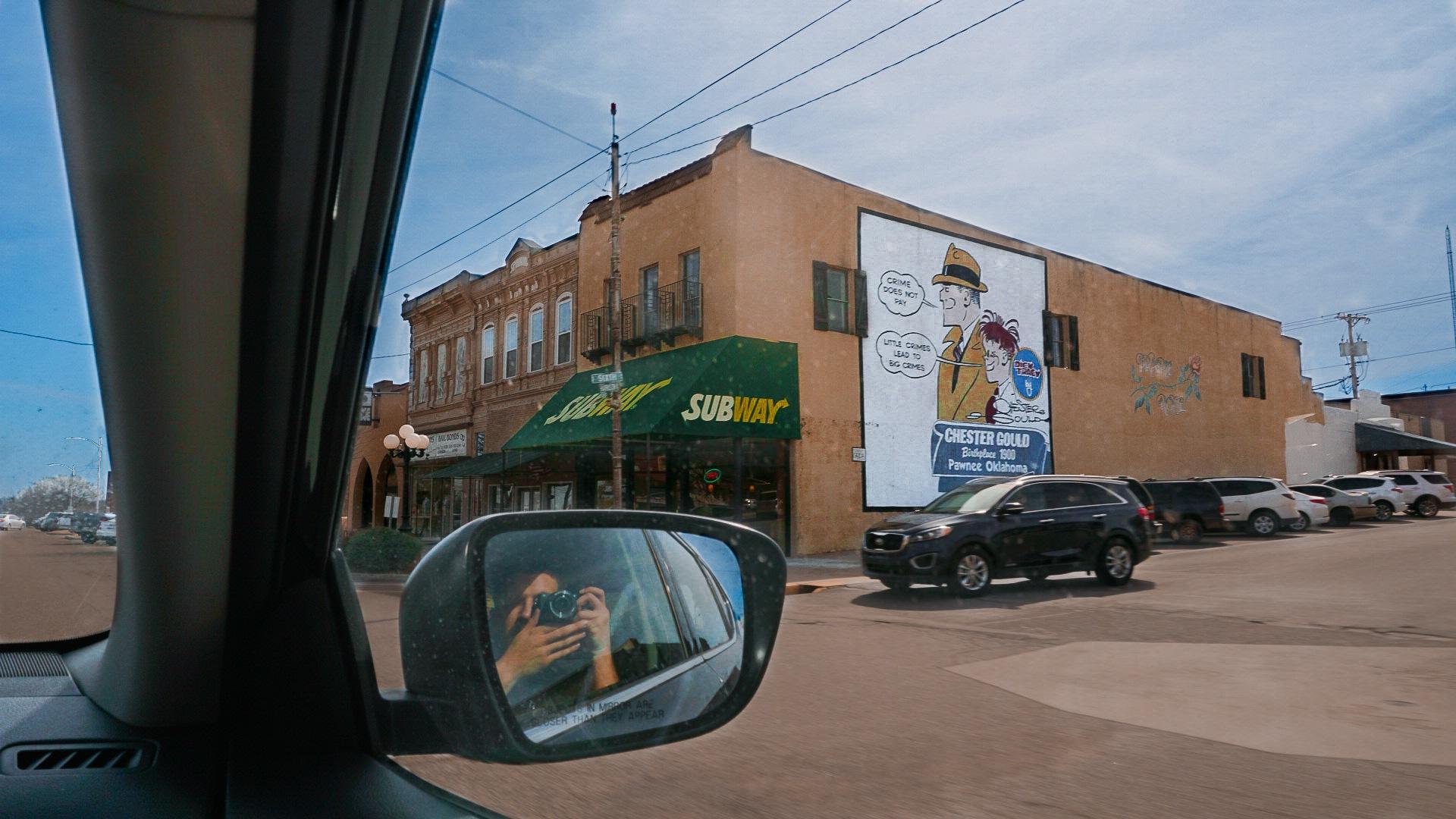 Ponca City  by Austinmetzger