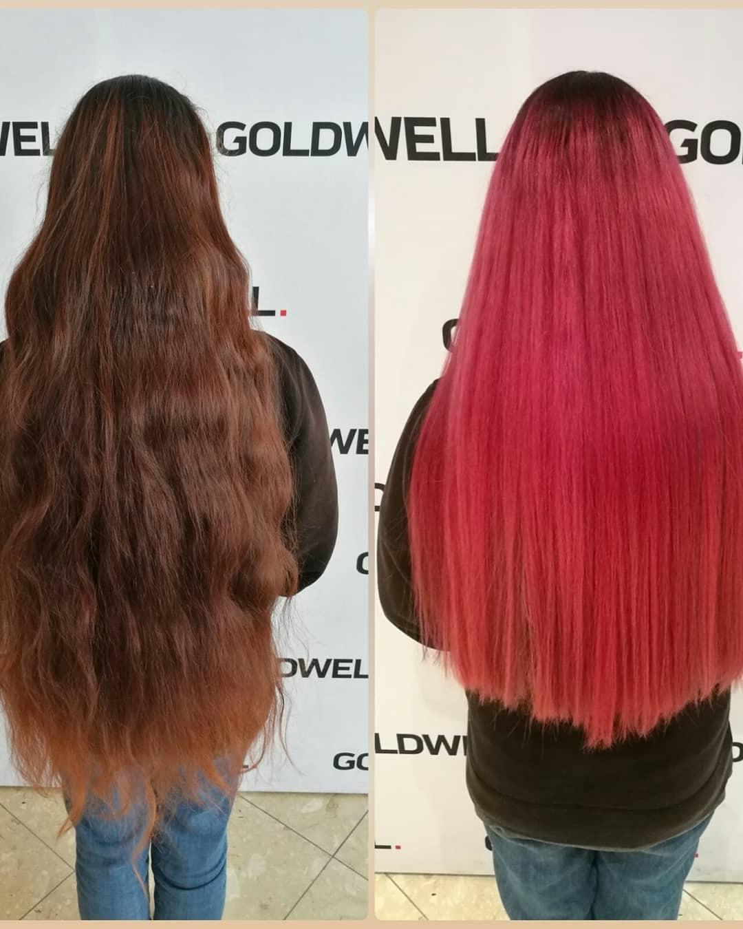 New hair by Nadja Fischer
