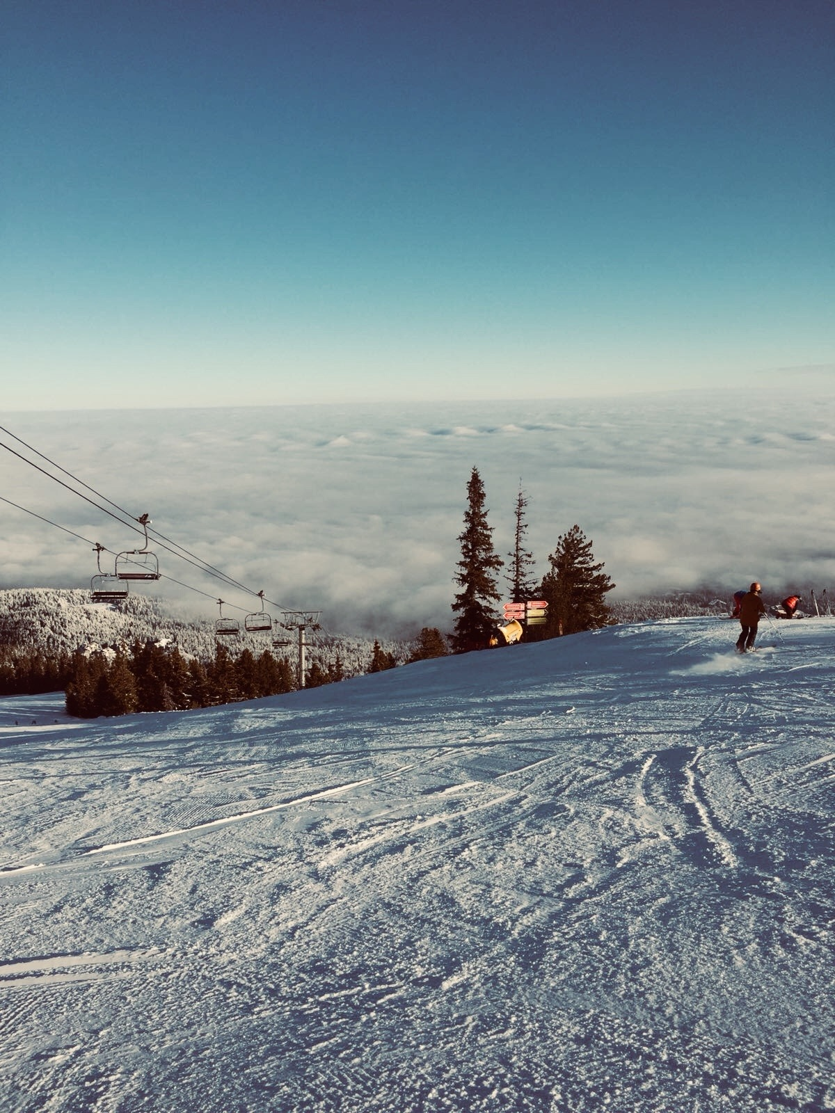 Heavens chairlift  by Charlestonwurse