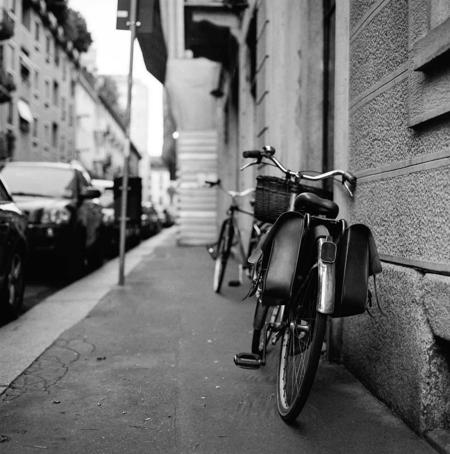 Riding along  by Marco Lucio Cattaneo