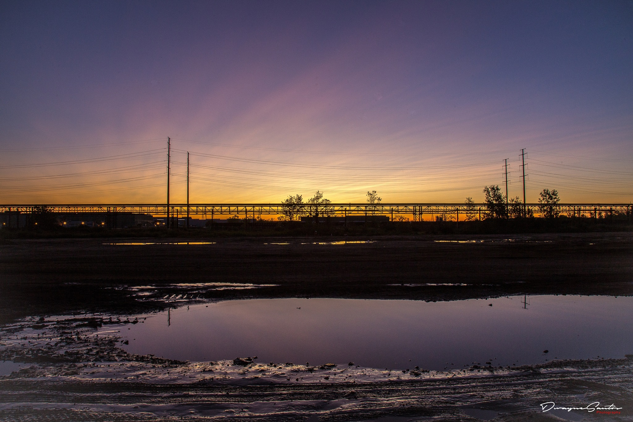 Sun Rise by Dwayne Santos