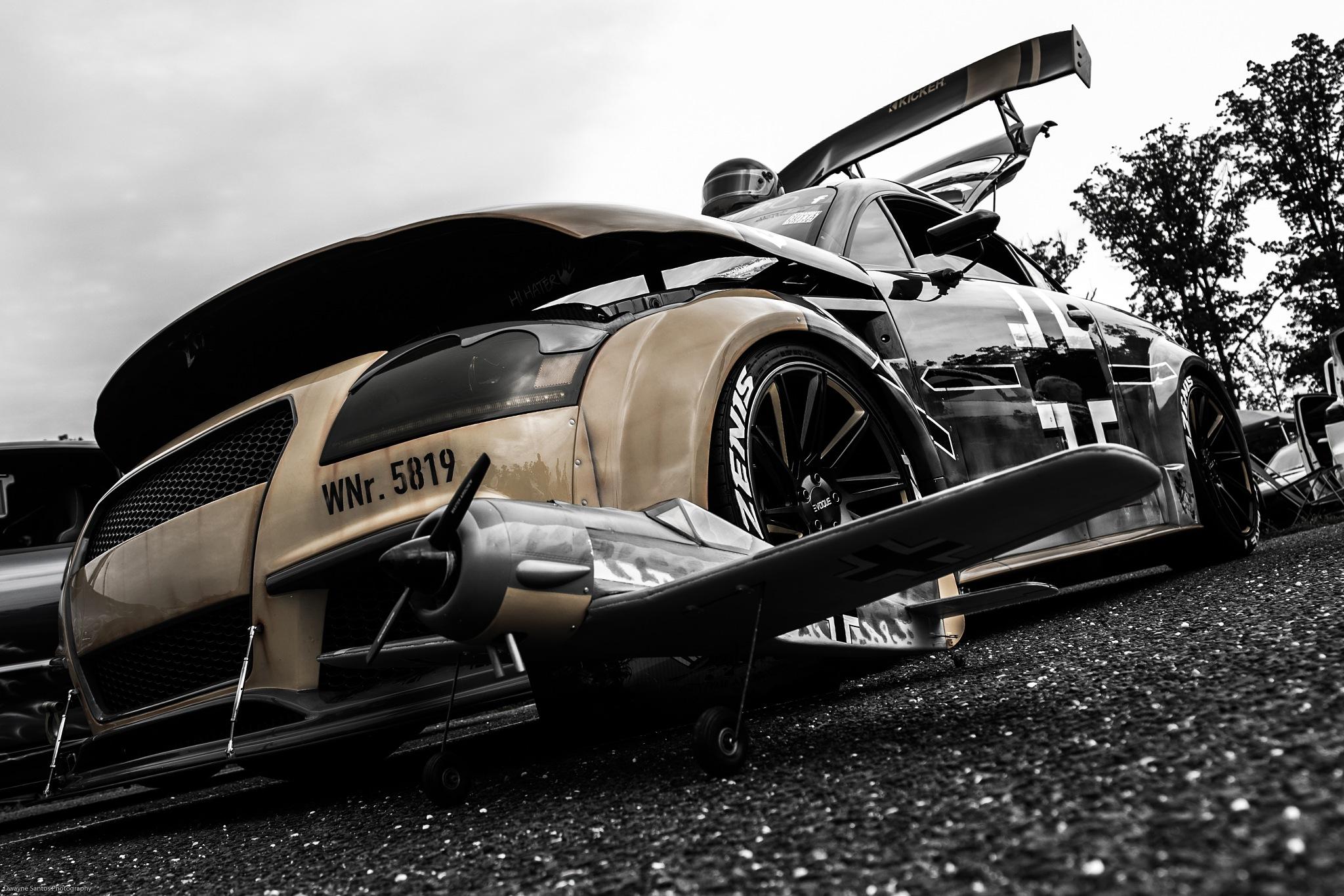 5819 Audi by Dwayne Santos