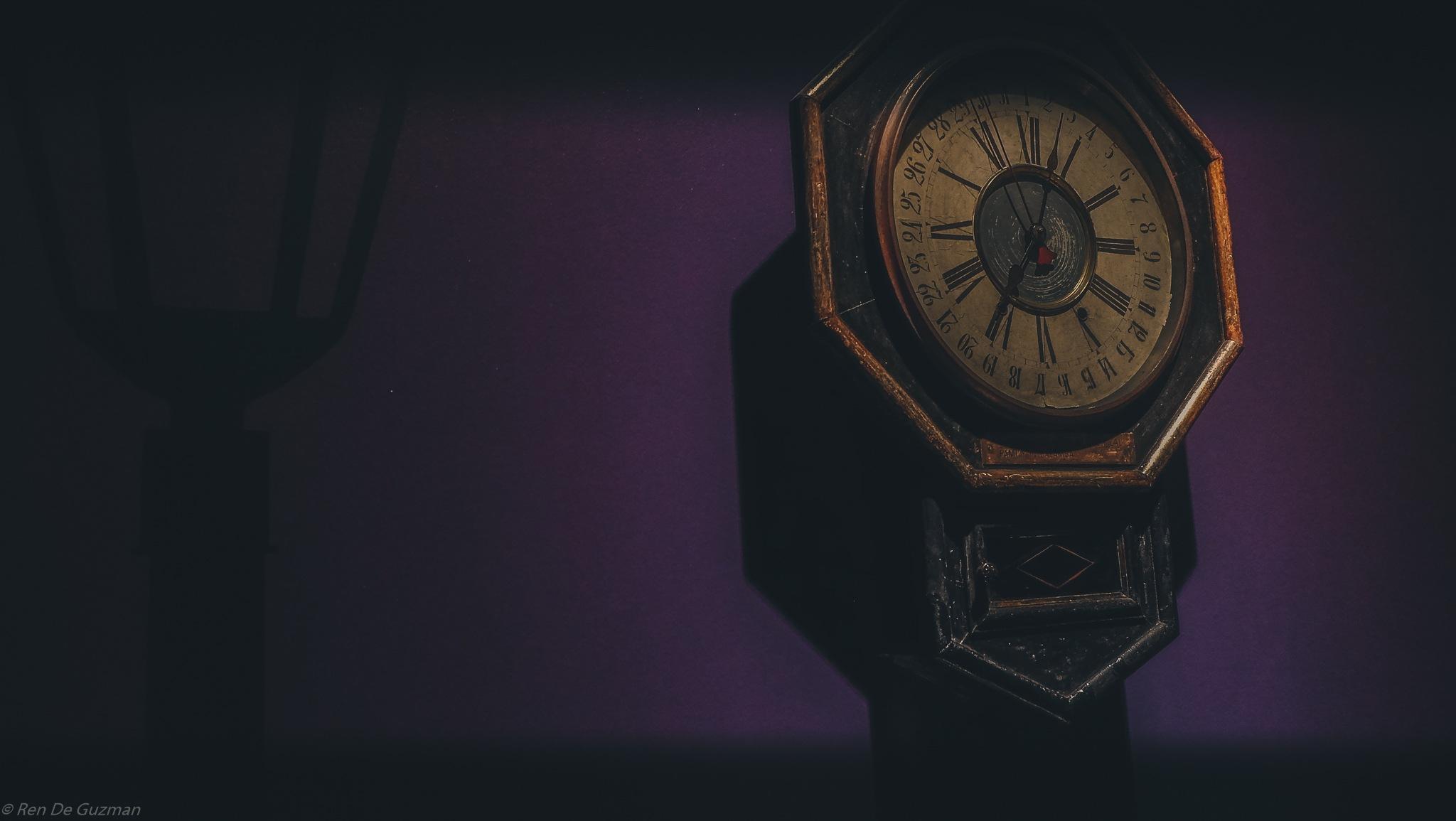 Time after time by Ren De Guzman