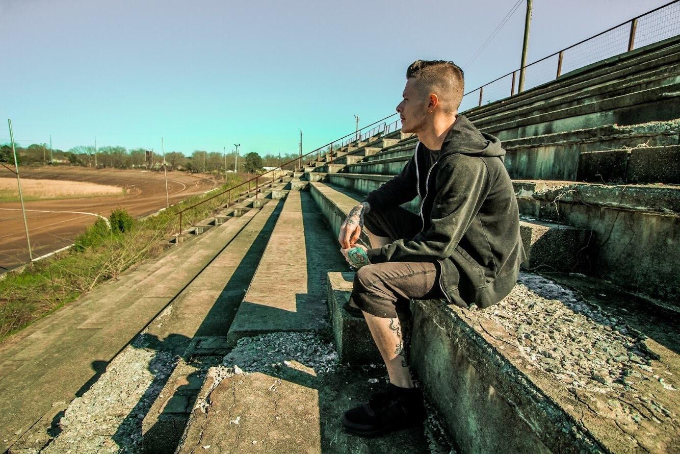 Abandoned Raceway  by Ashley Arnold