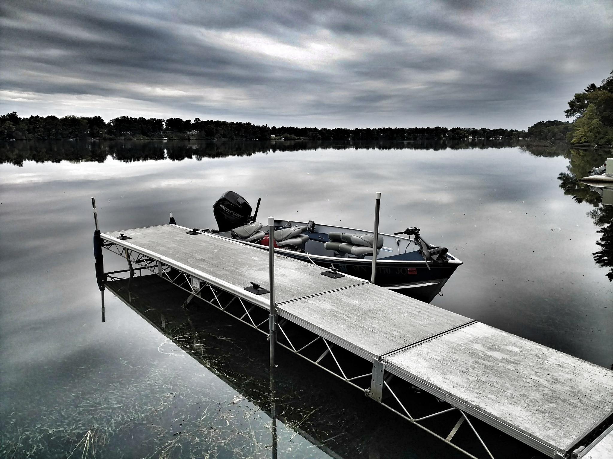 On Rice Lake by Randy C. Nichols photography